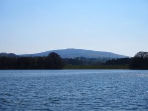 Cumrew Fell from Talkin Tarn
