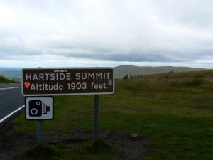 Hartside Summit
